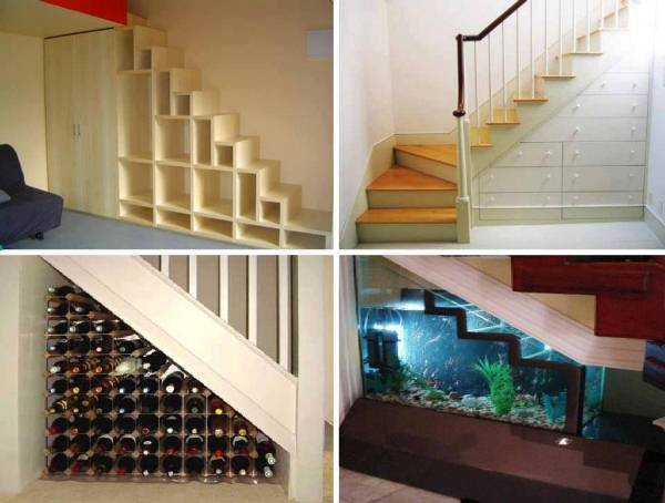 original storage ideas under stairs - icreatived