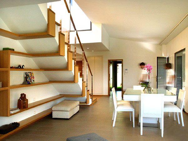 Original Storage Ideas Under Stairs Icreatived