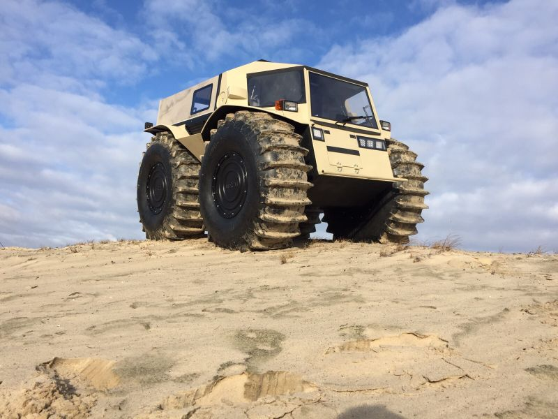 The Russians Make The Best Truck In The Universe For $50K 2