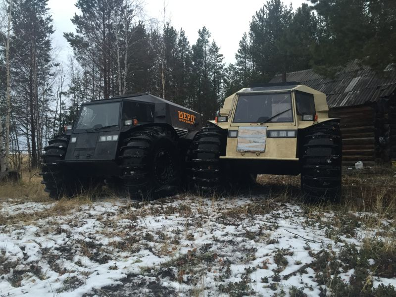 The Russians Make The Best Truck In The Universe For $50K 4