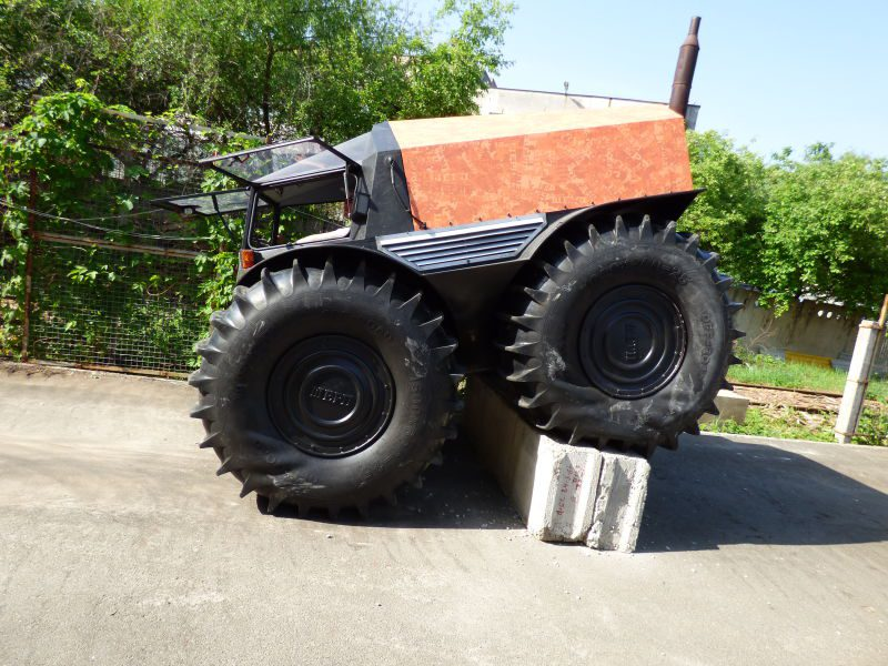 The Russians Make The Best Truck In The Universe For $50K 5