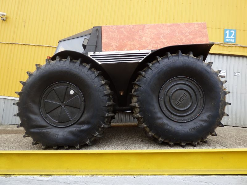 The Russians Make The Best Truck In The Universe For $50K 6