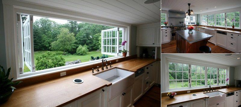 Large kitchen window icreatived for Large kitchen window