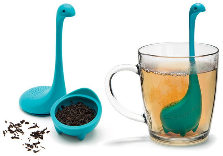"Add Fun to Your Baby's Brew with this ""Baby Nessie"" Tea Infuser 1"