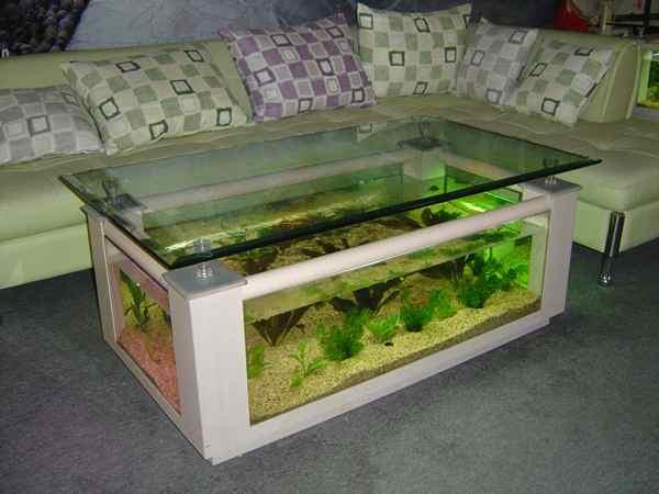 Cool Aquarium Coffee Tables 2