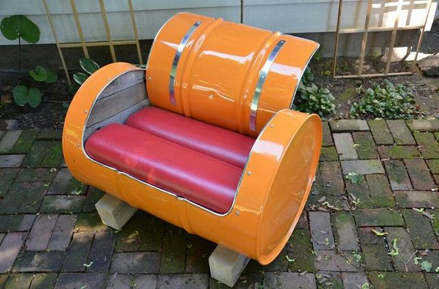 55 Gallon Metal Drum Project Ideas Icreatived
