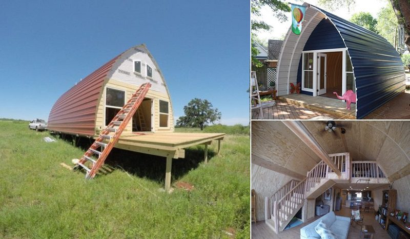 Tiny house for under 1 000 icreatived for Homes built on your land with no money down