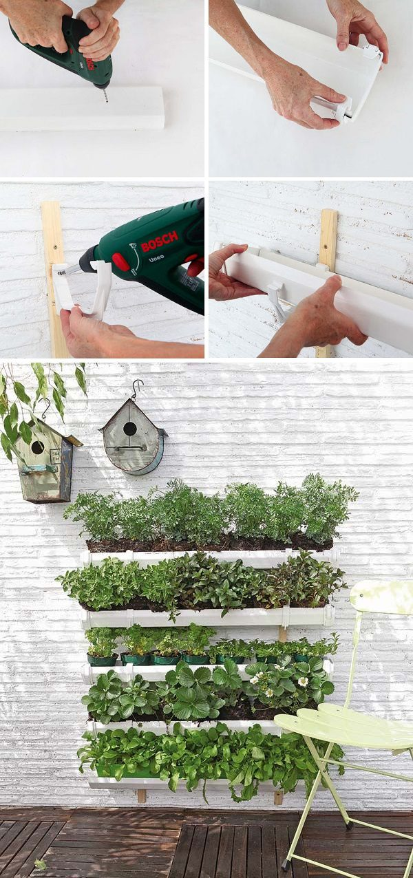 1. If you restrict your living space with limited space and creative resources with good plastic