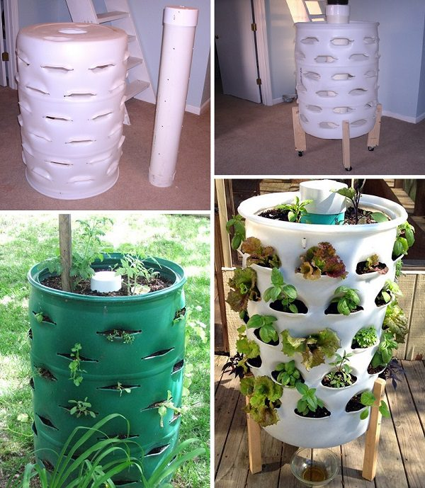 DIY Barrel Planner