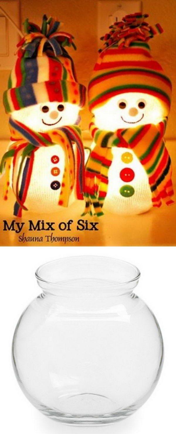 40 Diy Beautiful Birthday Party Decoration Ideas: 40+ Beautiful DIY Snowman Ideas For Christmas Decoration