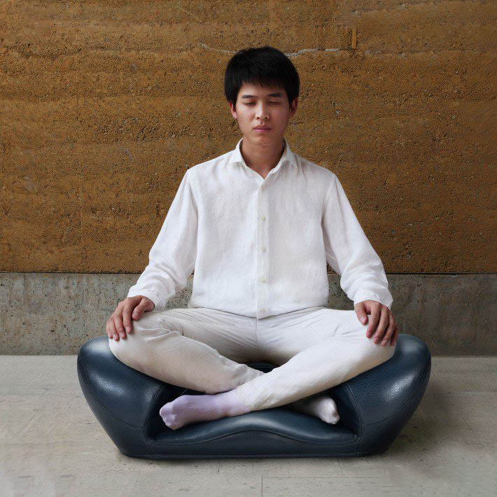 Meditation Seat Ware Seat Ware byGao Fenglin