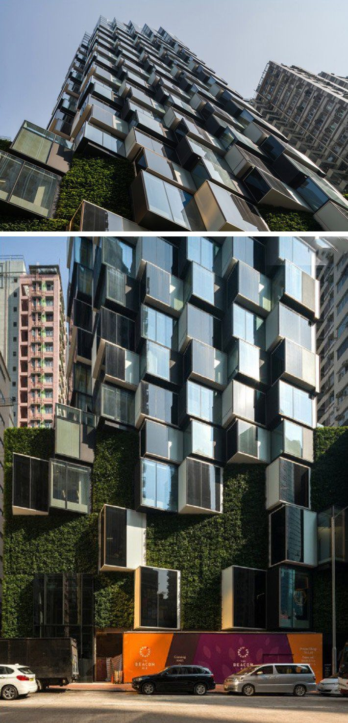 The Beacon Serviced Apartment and Retail by Aedas