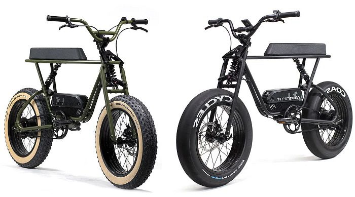 Buzzraw X Series Electric Bikes by Coast Cycles