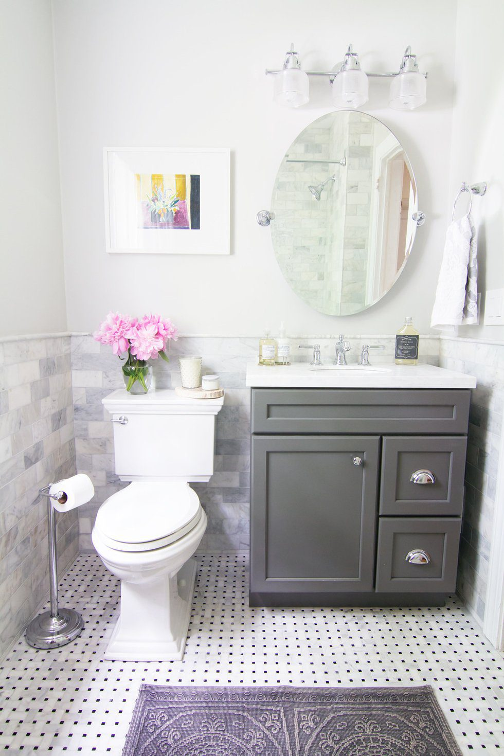 Decorations For Small Bathrooms