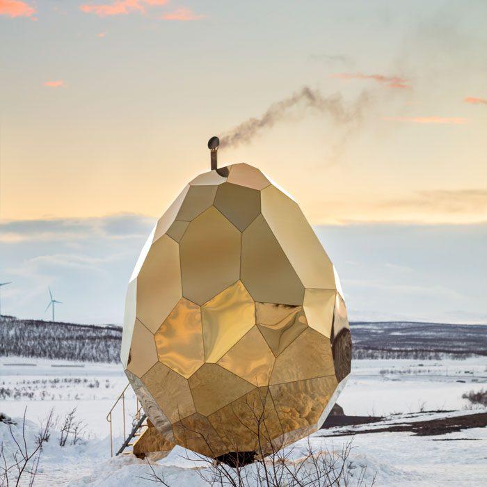 Solar Egg by Amanda Wennö