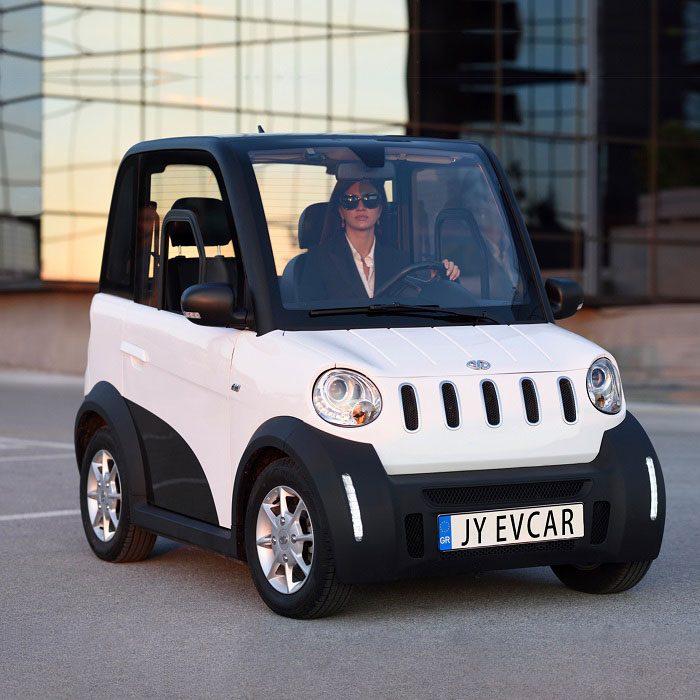 Spirit City Electric Vehicle