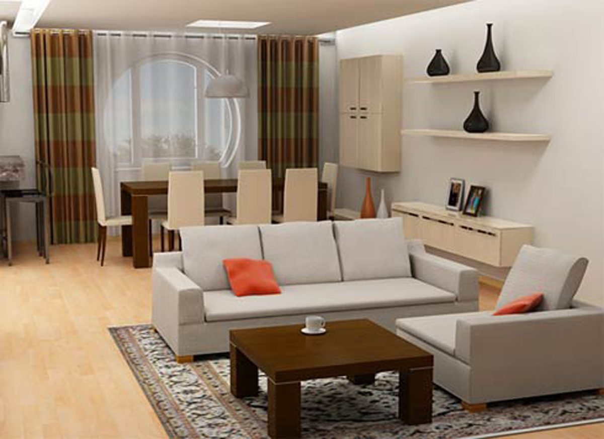 Decoration Examples For Small Living Rooms Icreatived