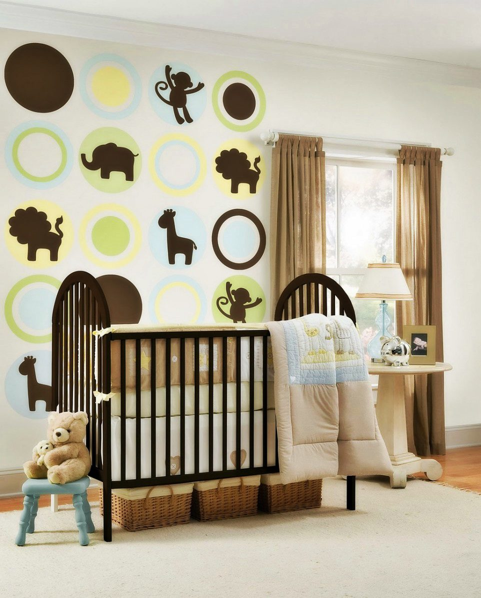 Decoration Ideas For Baby Rooms | iCreatived