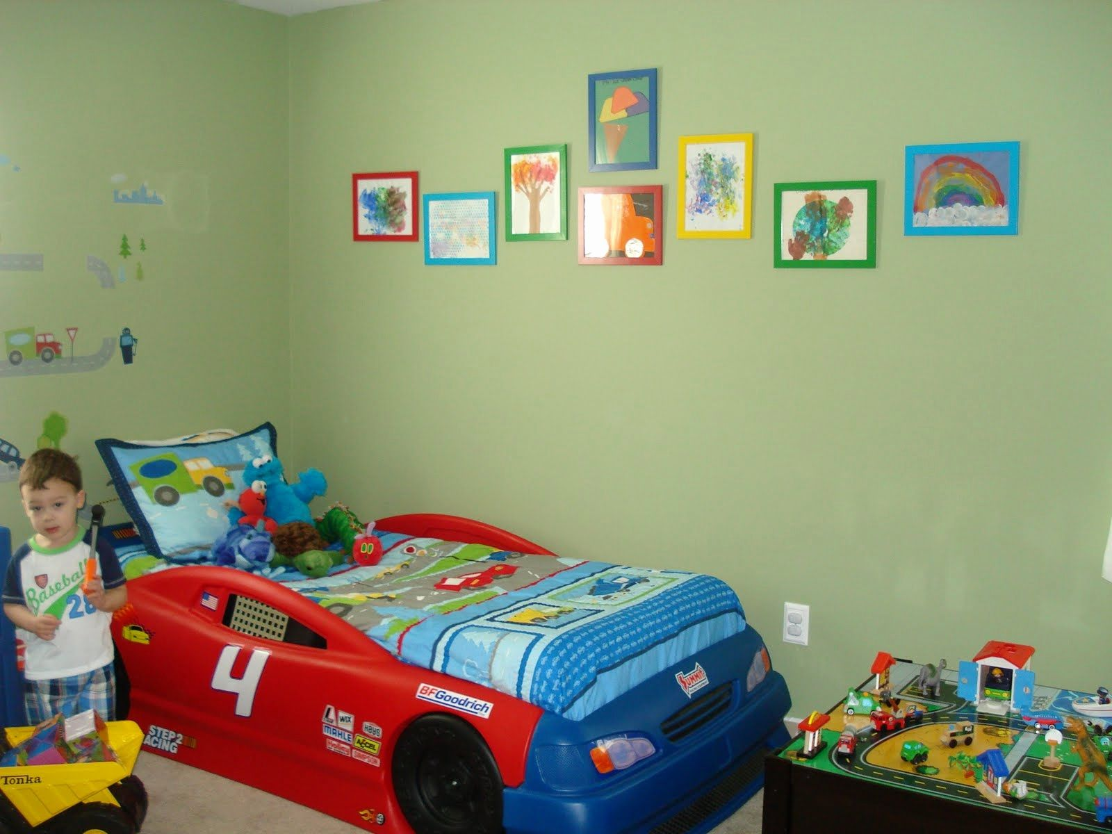 Decorations For 2 Year Old Baby Rooms | ICreatived