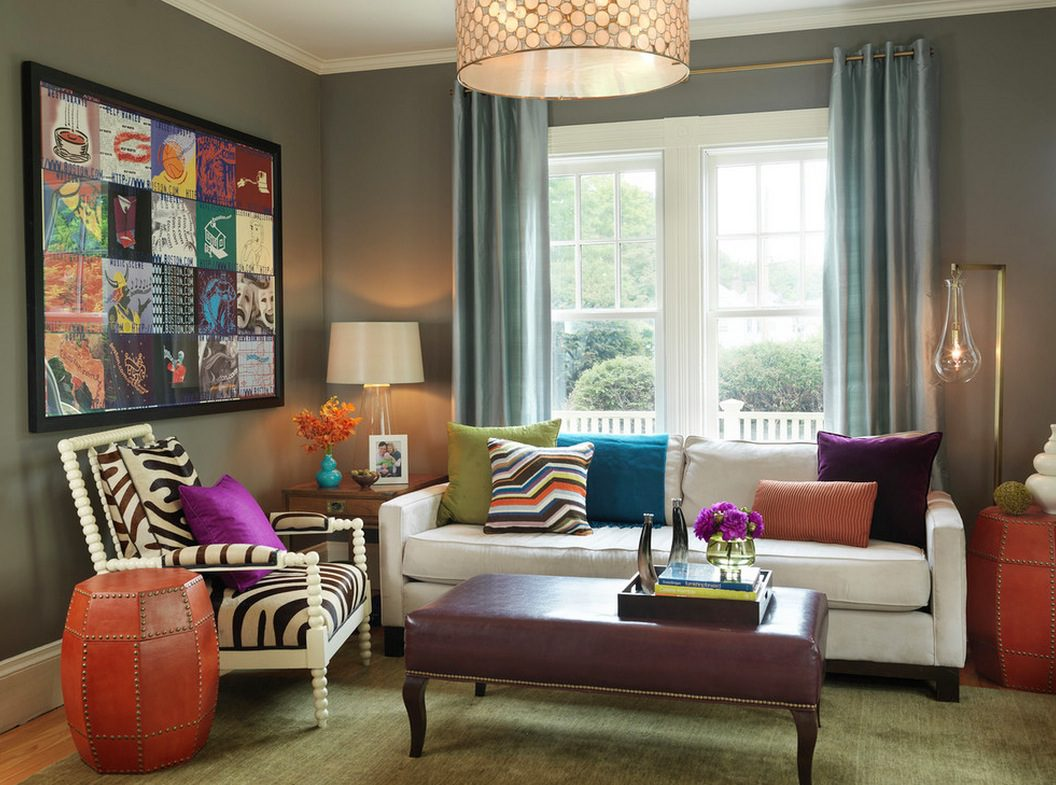 Decorations For Small Livingrooms | iCreatived