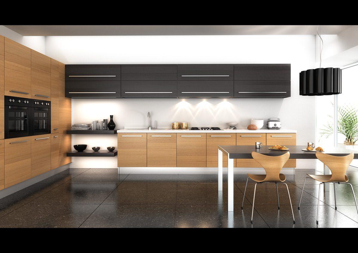 Modern Kitchen Models | iCreatived on Modern Model Kitchen  id=61357
