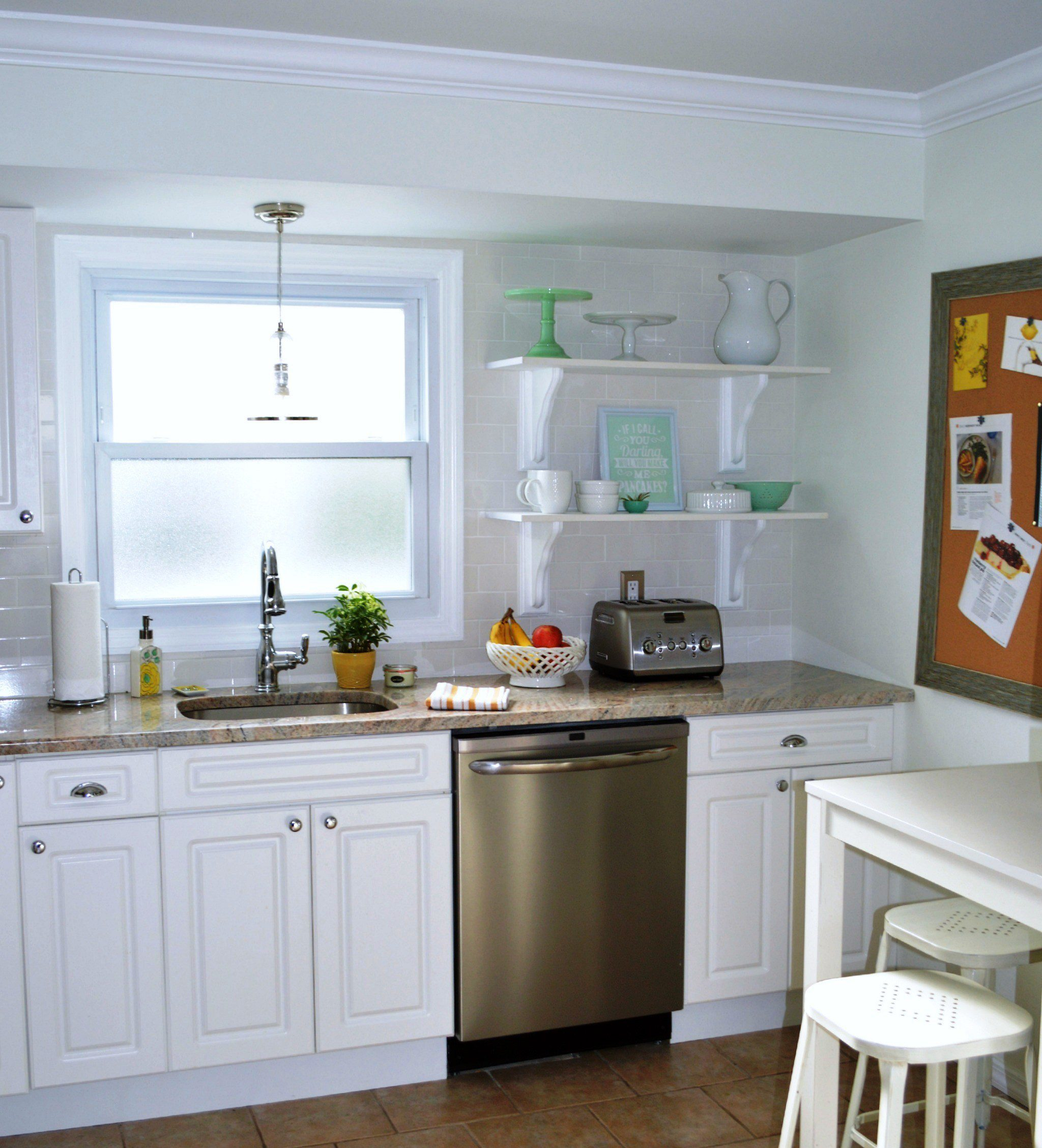 6 Creative Small Kitchen Design Ideas: Narrow And Small Kitchens