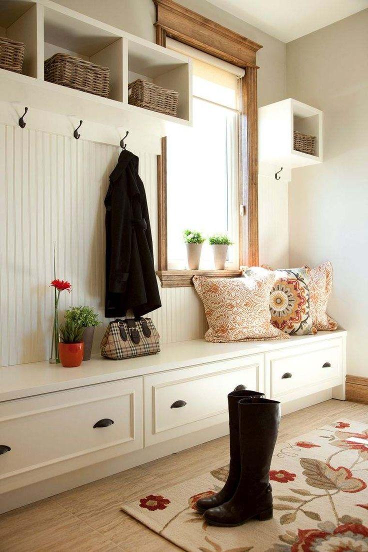 Idee Deco Hall D Entree narrow-long-doorway-decoration9 – icreatived