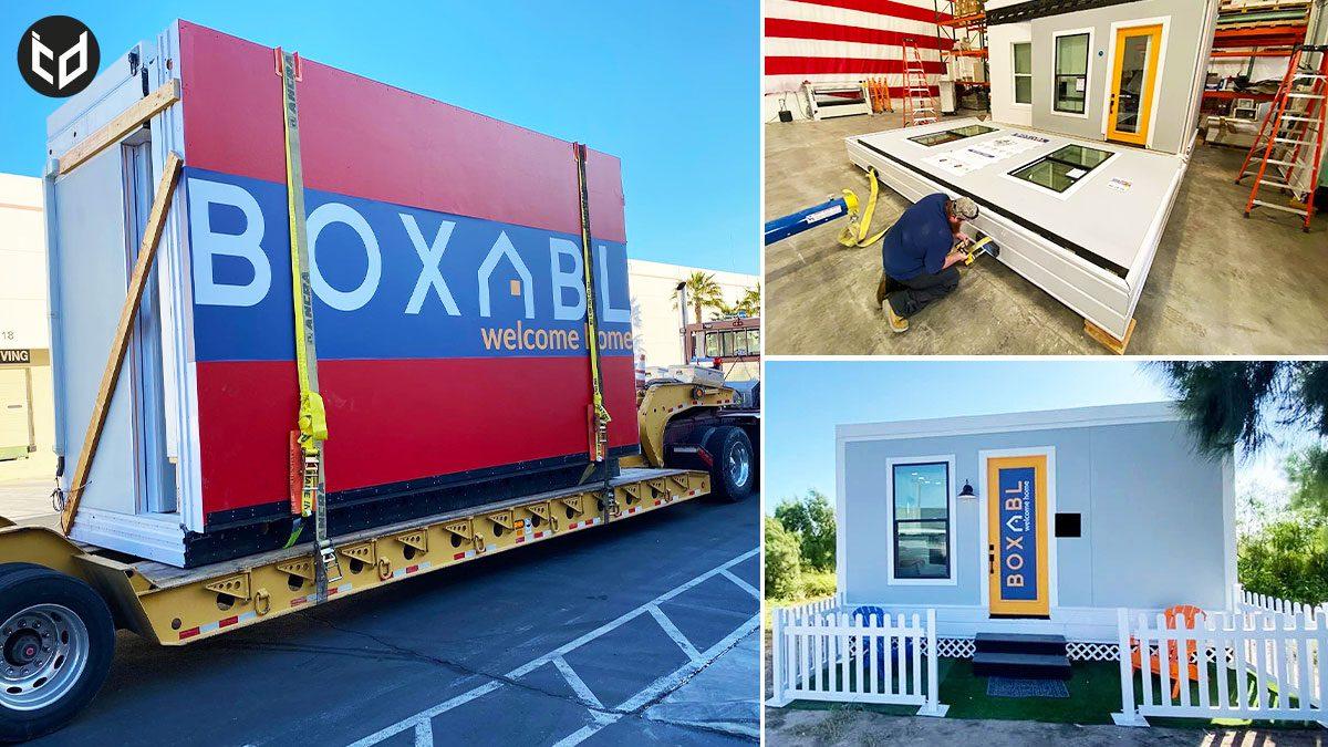 Boxabl casita: Elon Musk's Transportable Tiny House